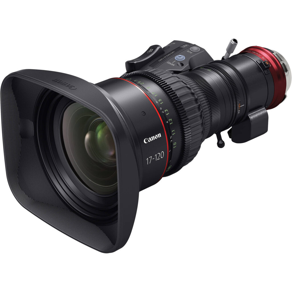 Canon CineServo 17-120