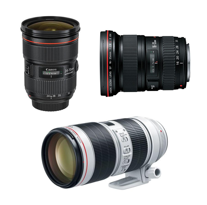 Canon SLR Lenses
