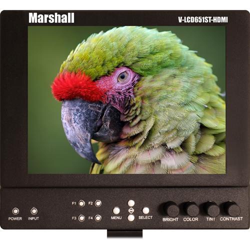 Marshal v-lcd651st-hdmi