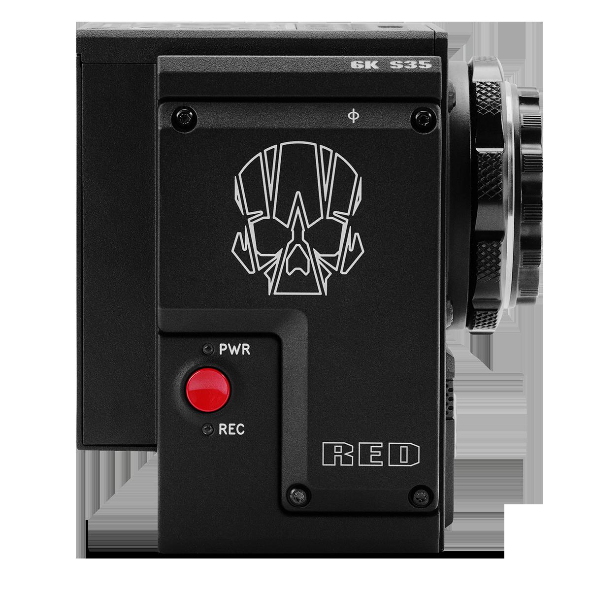RED Dragon-X 6K S35